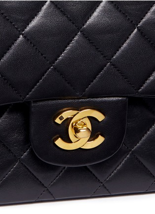 - Vintage Chanel - Quilted lambskin leather 10