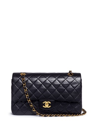 Main View - Click To Enlarge - Vintage Chanel - Quilted lambskin leather 10