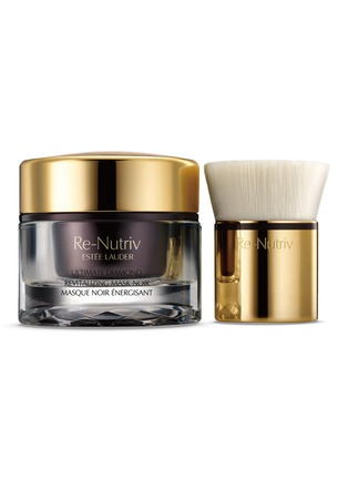 Main View - Click To Enlarge - Estēe Lauder - Re-Nutriv Ultimate Diamond Revitalizing Mask Noir 50ml