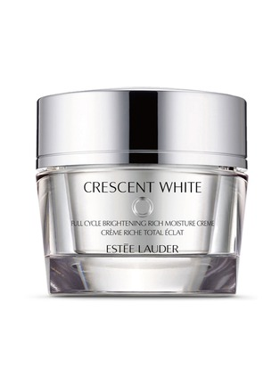 Main View - Click To Enlarge - Estēe Lauder - Crescent White Full Cycle Brightening Rich Moisture Crème 50ml