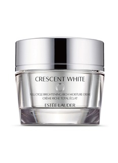 Estēe Lauder Crescent White Full Cycle Brightening Rich Moisture Crème