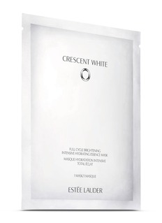 Estēe Lauder Crescent White Full Cycle Brightening Intensive Hydrating Essence Mask