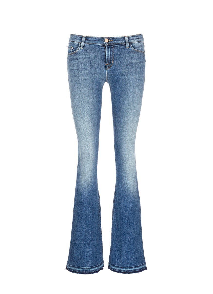 Sneaker Flare slim fit jeans by J Brand