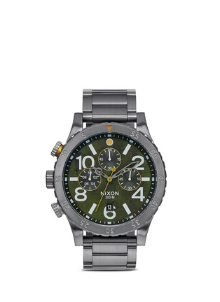 Main View - Click To Enlarge - Nixon - '48-20 Chrono' watch