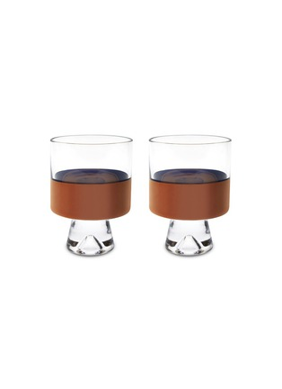 Tom Dixon - Tank low ball glass set