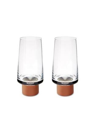 首图 –点击放大 - TOM DIXON - TANK高球玻璃杯套组