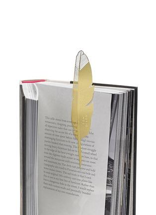 Tom Dixon-Tool the Bookworm quill bookmark