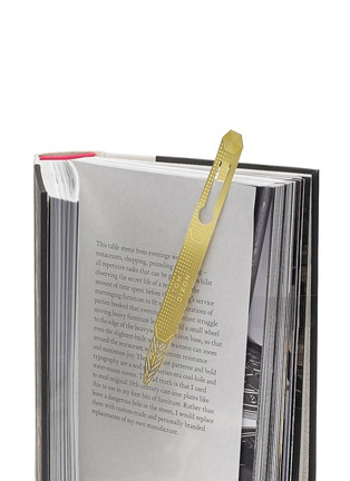 Tom Dixon - Tool the Bookworm pen bookmark