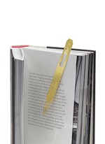 Tool the Bookworm pen bookmark