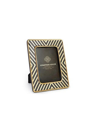 Main View - Click To Enlarge - Jonathan Adler - Futura X-Line ceramic 4R photo frame