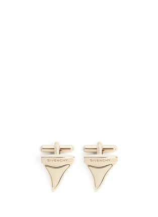 Main View - Click To Enlarge - Givenchy - Shark tooth cufflinks