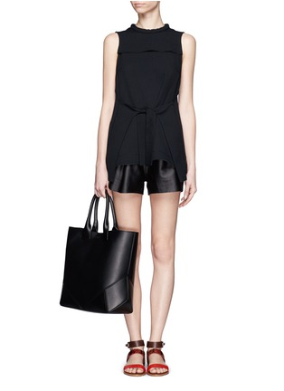 Figure View - Click To Enlarge - Givenchy - Easy medium leather tote