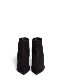 GIUSEPPE ZANOTTI DESIGN'Yvette' suede Chelsea boots