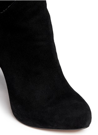 Detail View - Click To Enlarge - Sam Edelman - Kayla suede thigh high boots