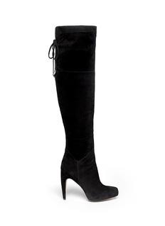 SAM EDELMANKayla suede thigh high boots