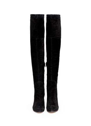 Figure View - Click To Enlarge - Sam Edelman - Kayla suede thigh high boots