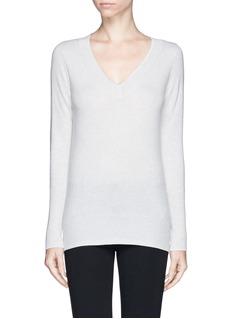 J. CREWClassic cashmere sweater