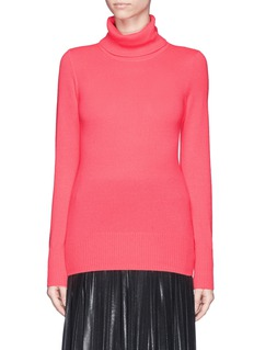 J. CREWCollection cashmere turtleneck sweater