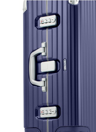 Detail View - Click To Enlarge - RIMOWA - Limbo Multiwheel® (Night Blue, 60-litre)