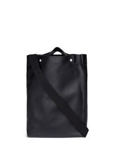 Marni 'Voile' leather shopper tote