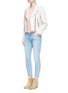 Frame Denim'Le Skinny de Jeanne' cropped jeans