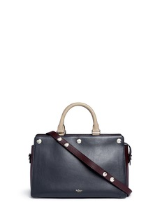 MulberryChester' colourblock leather tote
