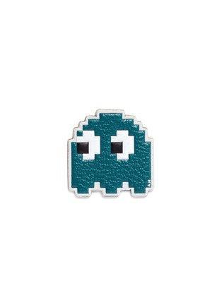 Anya Hindmarch - 'Pac-Man Ghost' embossed leather sticker