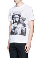 'Tattoo Sculpture' print T-shirt