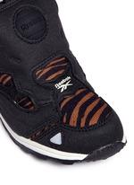 x Disney 'Versa Pump Fury JB' zebra print toddler sneakers