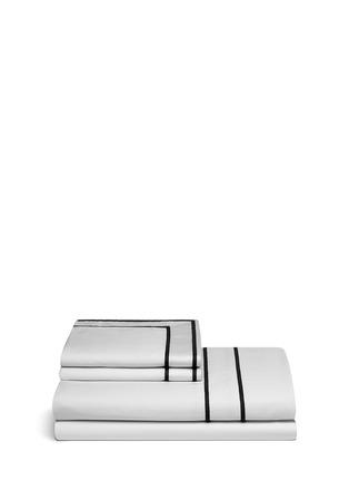 Frette-Analogy queen size duvet set