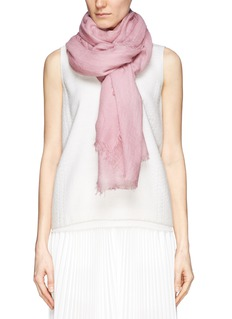 FALIERO SARTI'Allison' cashmere gauze scarf