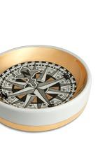 Rosa dei Venti round ashtray
