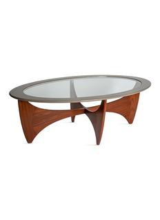 SelfApollo oval coffee table