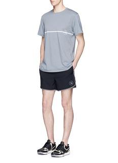 The Upside'Run' drawstring performance shorts