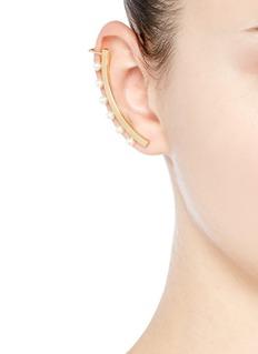 Chloé'Darcey' Swarovski pearl single ear cuff