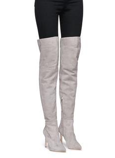 Sam Edelman'Bernadette' thigh high suede boots