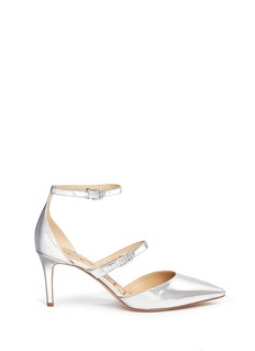 Sam Edelman 'Thea' mirror leather d'Orsay pumps