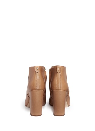Back View - Click To Enlarge - Sam Edelman - 'Cambell' leather ankle boots