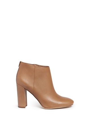 Main View - Click To Enlarge - Sam Edelman - 'Cambell' leather ankle boots