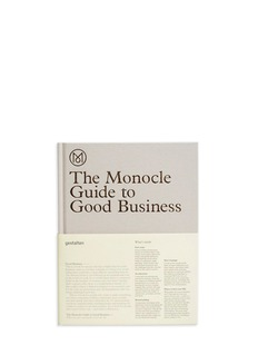 MonocleThe Monocle Guide to Good Business