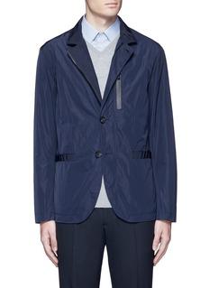 Armani CollezioniWater-repellent jacket