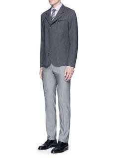Armani CollezioniSlim fit cotton shirt