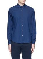 'Zack PS' cotton chambray shirt