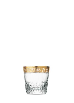Main View - Click To Enlarge - Saint-Louis Crystal - Thistle Old Fashion tumbler