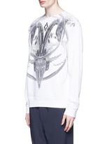 'Aurora' print sweatshirt