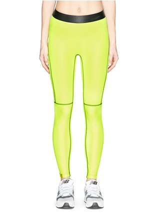 Main View - Click To Enlarge - Monreal London - 'Booty Boost' leggings