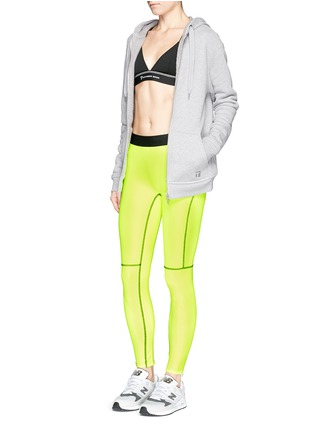 Figure View - Click To Enlarge - Monreal London - 'Booty Boost' leggings