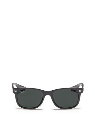首图 - 点击放大 - RAY-BAN - 'New Wayfarer Junior' plastic sunglasses
