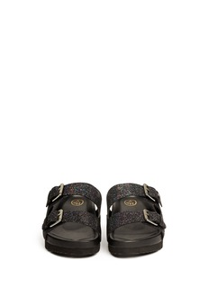 ASH'Takoon' glitter sandals