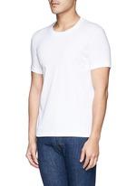 'Pure' stretch cotton undershirt